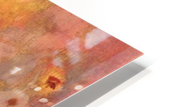The MUSE on Pegasu by Odilon Redon HD Sublimation Metal print