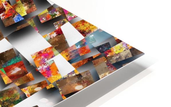 Playground HD Sublimation Metal print