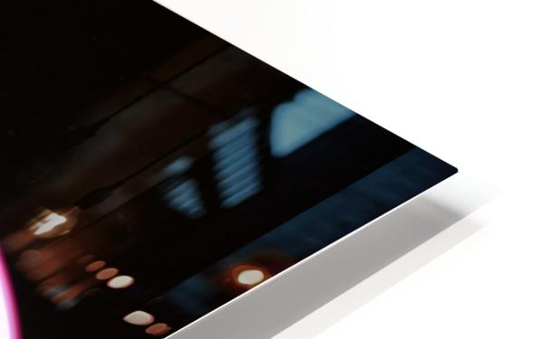 Arc Flash HD Sublimation Metal print