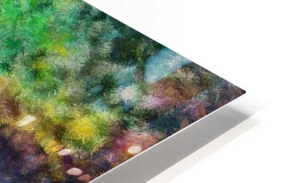 Parturition of Light HD Sublimation Metal print