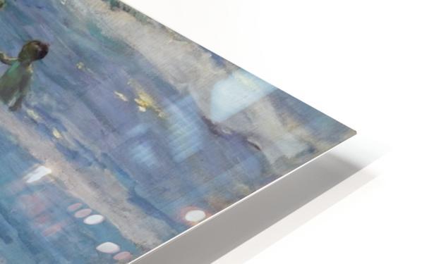 Pescador HD Sublimation Metal print