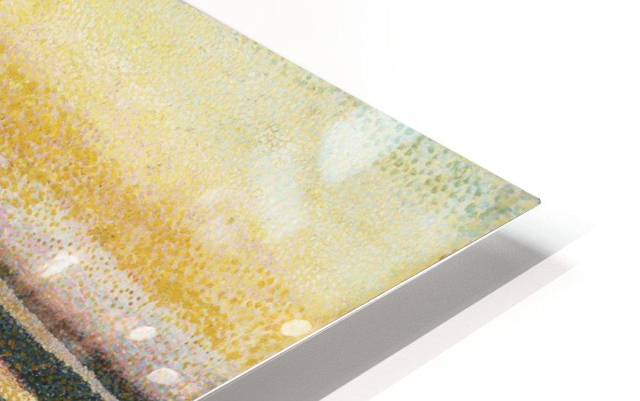Toorop-broek HD Sublimation Metal print