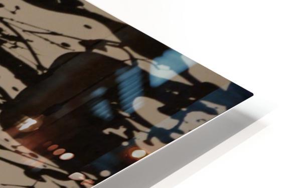 Ink Test HD Sublimation Metal print
