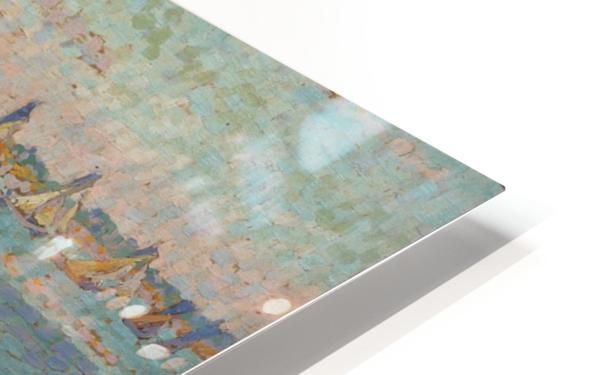 The Schelde near Veere HD Sublimation Metal print