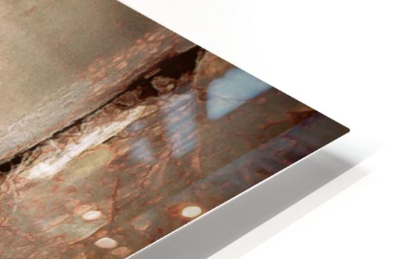 reflets HD Sublimation Metal print