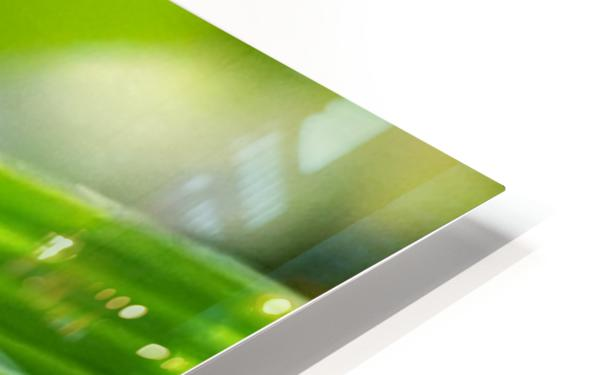 Dew Drops HD Sublimation Metal print