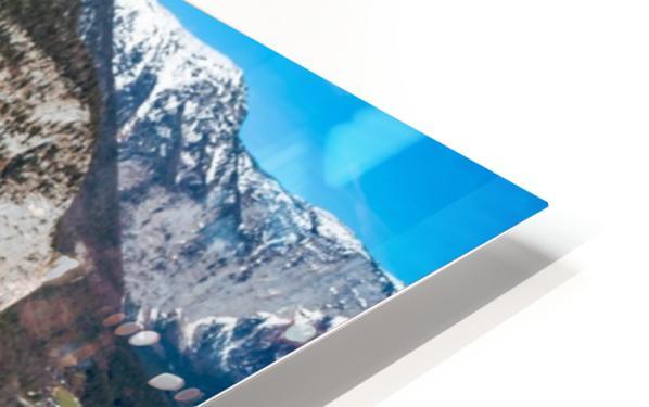 Dream Blue HD Sublimation Metal print