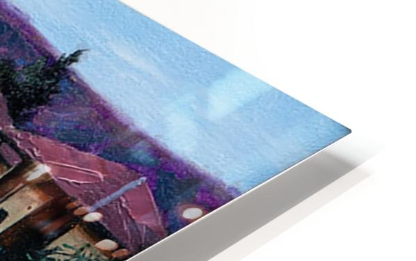 peru HD Sublimation Metal print
