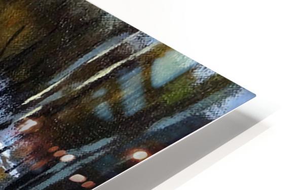 Birch Tree HD Sublimation Metal print