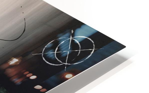 MIDNIGHT HD Sublimation Metal print