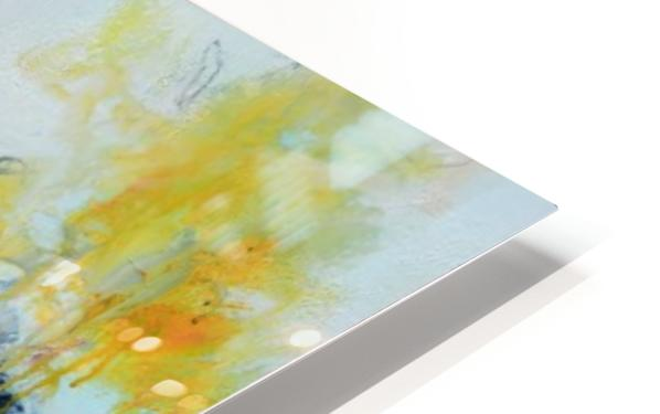 Abstract 32 HD Sublimation Metal print