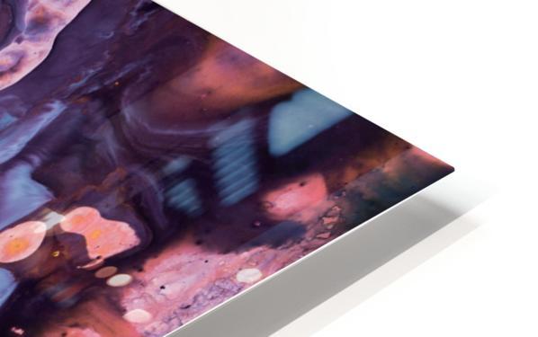 Liquid series 19 HD Sublimation Metal print