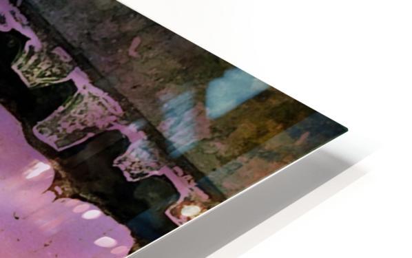 Abstraction  Impression de sublimation métal HD