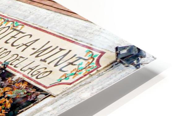 Delicatessens Castiglione del Lago HD Sublimation Metal print