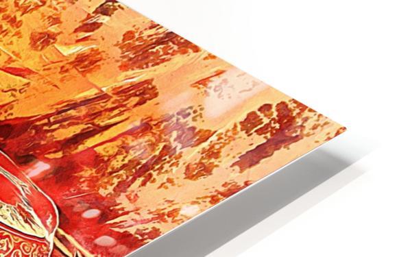Exotic Oriental Hookah Pipe 2 HD Sublimation Metal print