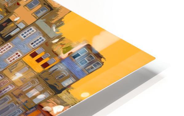 Porto - Ribiera HD Sublimation Metal print