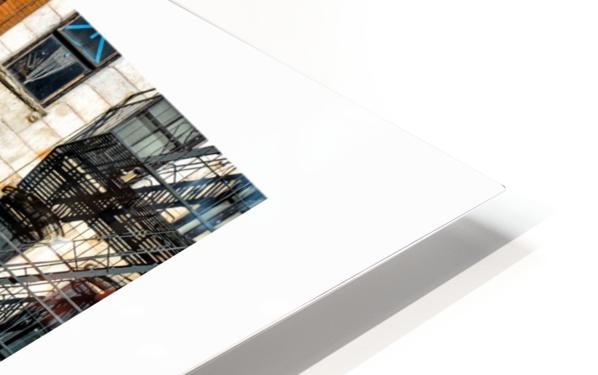 New York - SoHo  HD Sublimation Metal print