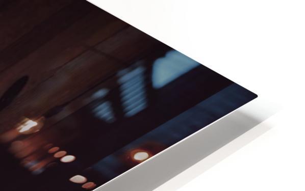 Intermédialité HD Sublimation Metal print