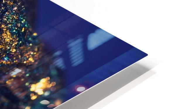 CAILLOU MAGIQUE   4 HD Sublimation Metal print