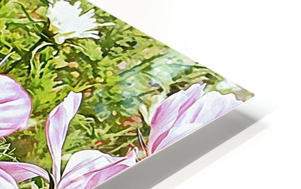 Light and Breezy HD Sublimation Metal print