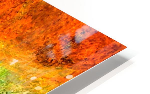 Lake Sunset HD Sublimation Metal print