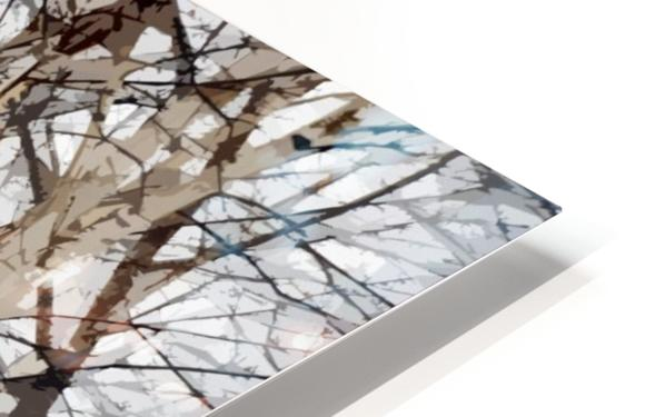 Canal Lachine HD Sublimation Metal print