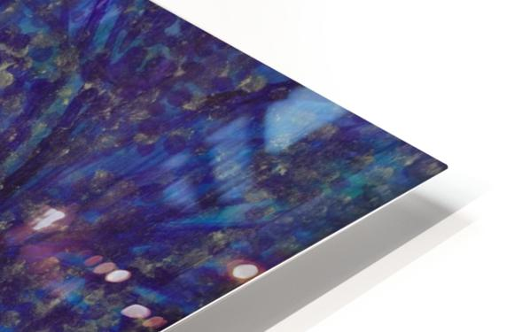 Lost in Purple HD Sublimation Metal print