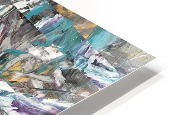 Broken trap HD Sublimation Metal print
