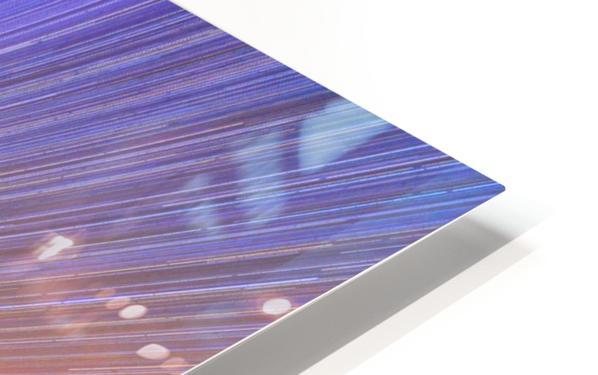 StarTrails Quebec HD Sublimation Metal print