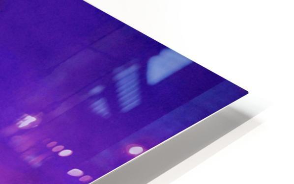 No Limit HD Sublimation Metal print