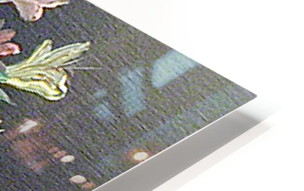 Flower Study 4 HD Sublimation Metal print