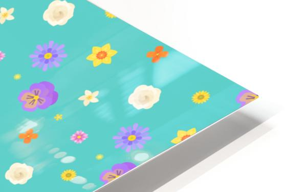 flowers, patterns, pattern, cute, nice, beautiful, bright, colorful, lovely, sexy, vibrant, summer, color, colors, hot, garden, pretty, attractive, amazing, petals, springtime, flora, n (3) HD Sublimation Metal print