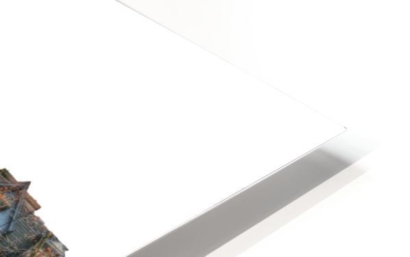 Maisons de Montréal HD Sublimation Metal print