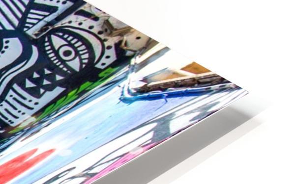 Doors & Windows 4 HD Sublimation Metal print