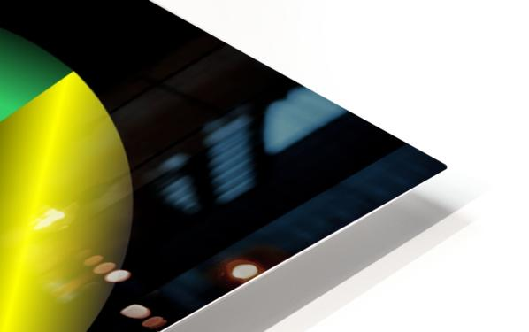 1-The Golden Ratio HD Sublimation Metal print