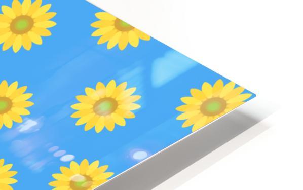 Sunflower (36) Impression de sublimation métal HD