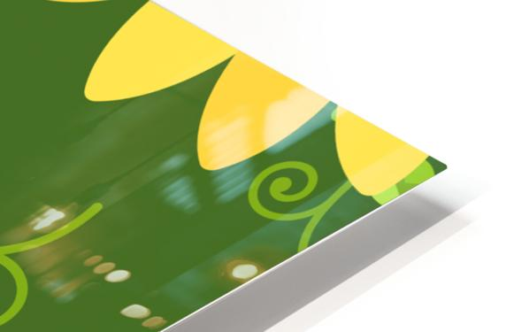 Sunflower (59) HD Sublimation Metal print