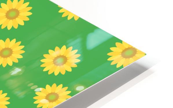 Sunflower (38)_1559875865.3493 HD Sublimation Metal print