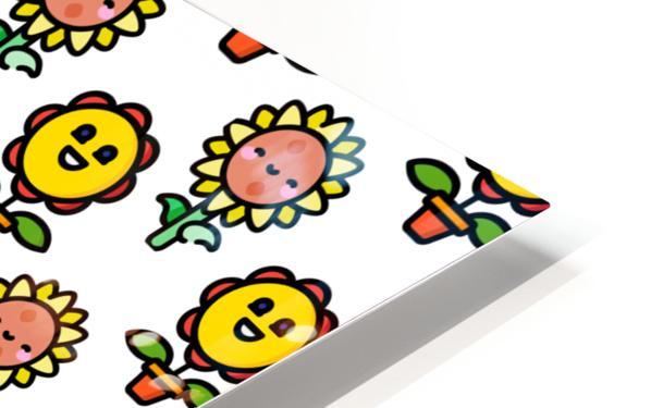 Sunflower_1559876174.8267 HD Sublimation Metal print