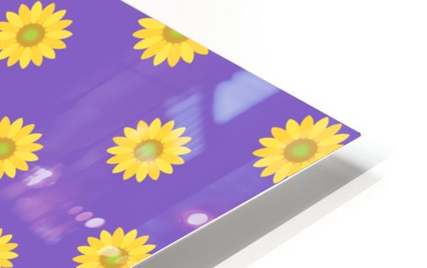 Sunflower (35)_1559876250.2006 HD Sublimation Metal print