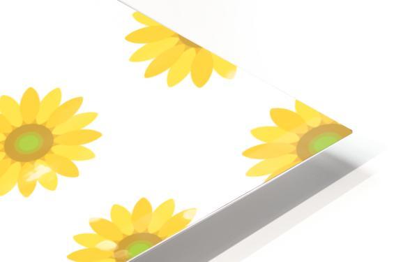 Sunflower (4)_1559876456.7576 HD Sublimation Metal print