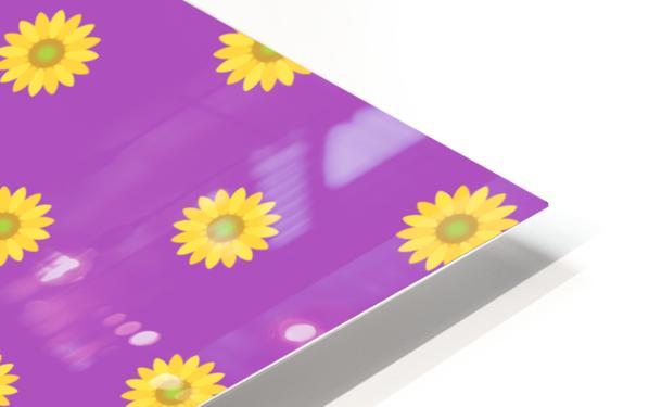 Sunflower (34)_1559876732.17 HD Sublimation Metal print