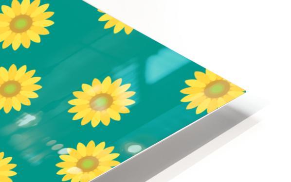 Sunflower (37)_1559876660.7811 HD Sublimation Metal print