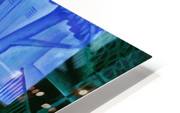 Juan Gris - Still Life before an Open Window HD Sublimation Metal print