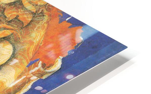 Leafs by Juan Gris HD Sublimation Metal print
