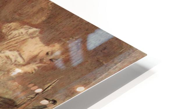 Le jugement de Paris HD Sublimation Metal print