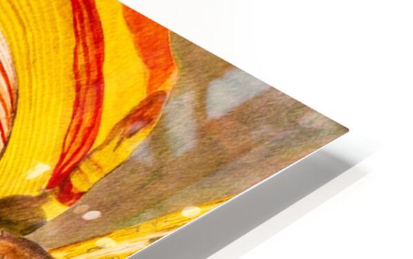 PORTRAIT 01 HD Sublimation Metal print