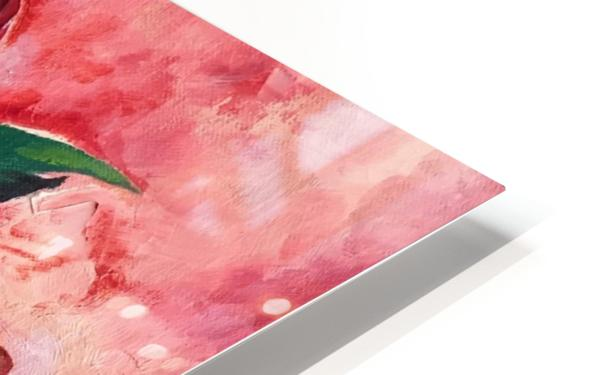 TENDER PASSION HD Sublimation Metal print