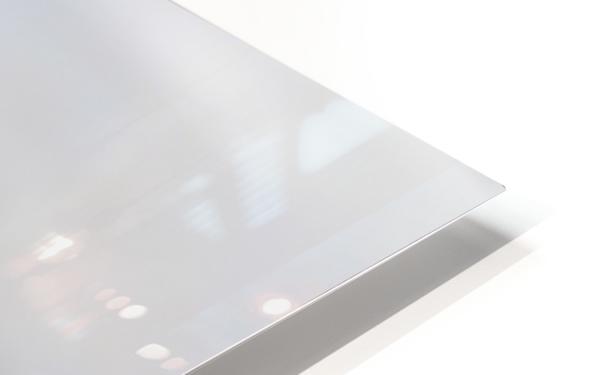 GREEN CAP HD Sublimation Metal print