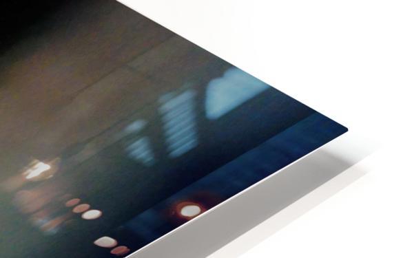 Abstract Macro Nature Photography 85 HD Sublimation Metal print